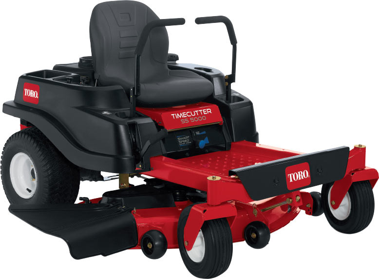 74630 Timecutter Ss5000 50in Riding Mower Dallas 1